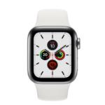 Apple Watch Series 5 smartwatch Edelstahl OLED Cellular GPS