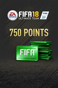 Microsoft FIFA 18 Ultimate Team 750 points