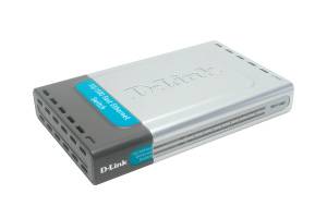 D-Link DES 1008D Switch 8 ports