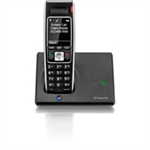 British Telecom DIV 7410 PLUS SINGLE DECT PHONE BLK