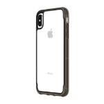 "Incipio Survivor Clear mobile phone case 16.5 cm (6.5"") Cover Black,Transparent"