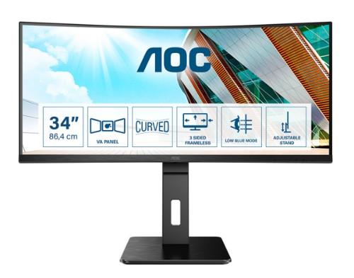 AOC P2 CU34P2A LED display 86.4 cm (34