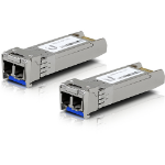 Ubiquiti Networks UF-SM-10G network transceiver module 10000 Mbit/s SFP+ Fiber optic 1310 nm