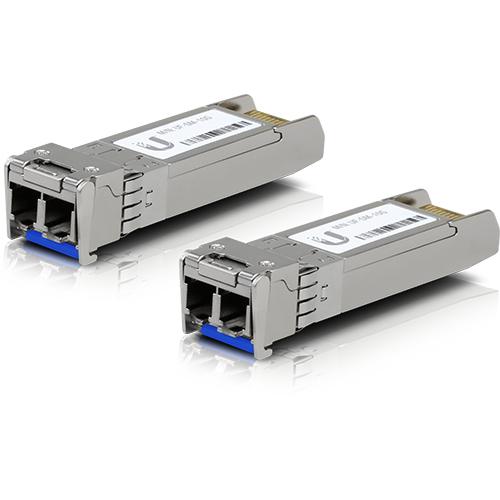 Ubiquiti Networks UF-SM-10G Fiber optic 1310nm 10000Mbit/s SFP+ network transceiver module