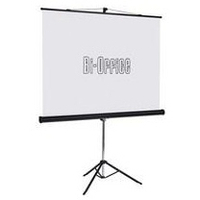Bi-Office TRIPOD PROJECTION SCREEN 1250MM