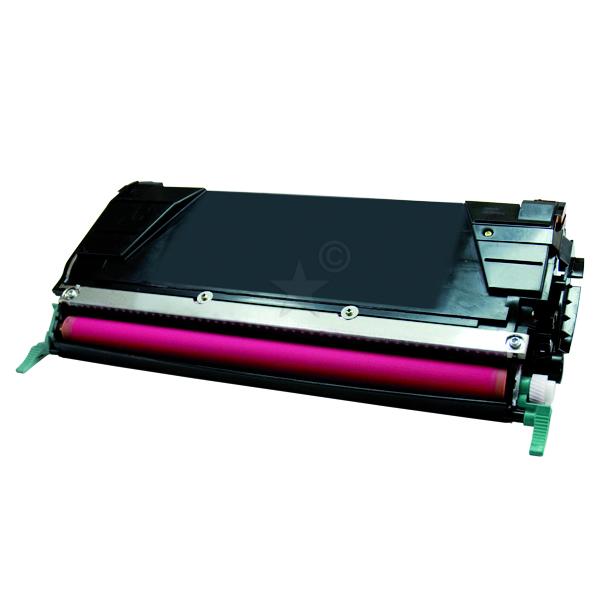 Remanufactured Lexmark C5220MS Magenta Toner Cartridge
