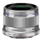 Olympus M.ZUIKO Digital Macro lens Silver