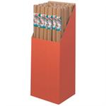 Flexocare KRAFT PAPER ROLLS 750X2.5M BROWN