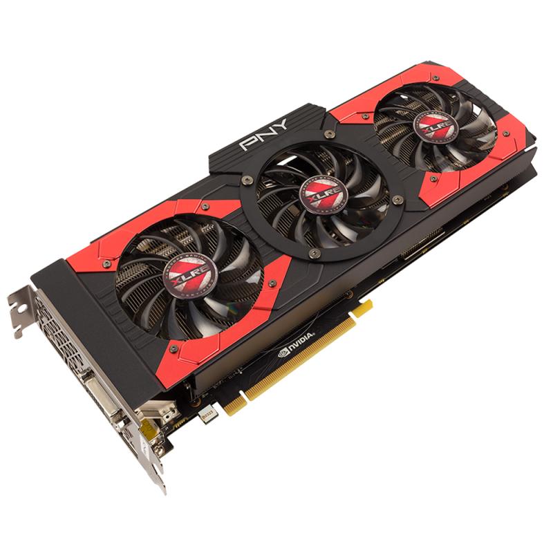 PNY GeForce GTX 1080 XLR8 OC GAMING NVIDIA GeForce GTX 1080 8GB