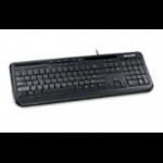 Microsoft ANB-00004 USB Negro teclado