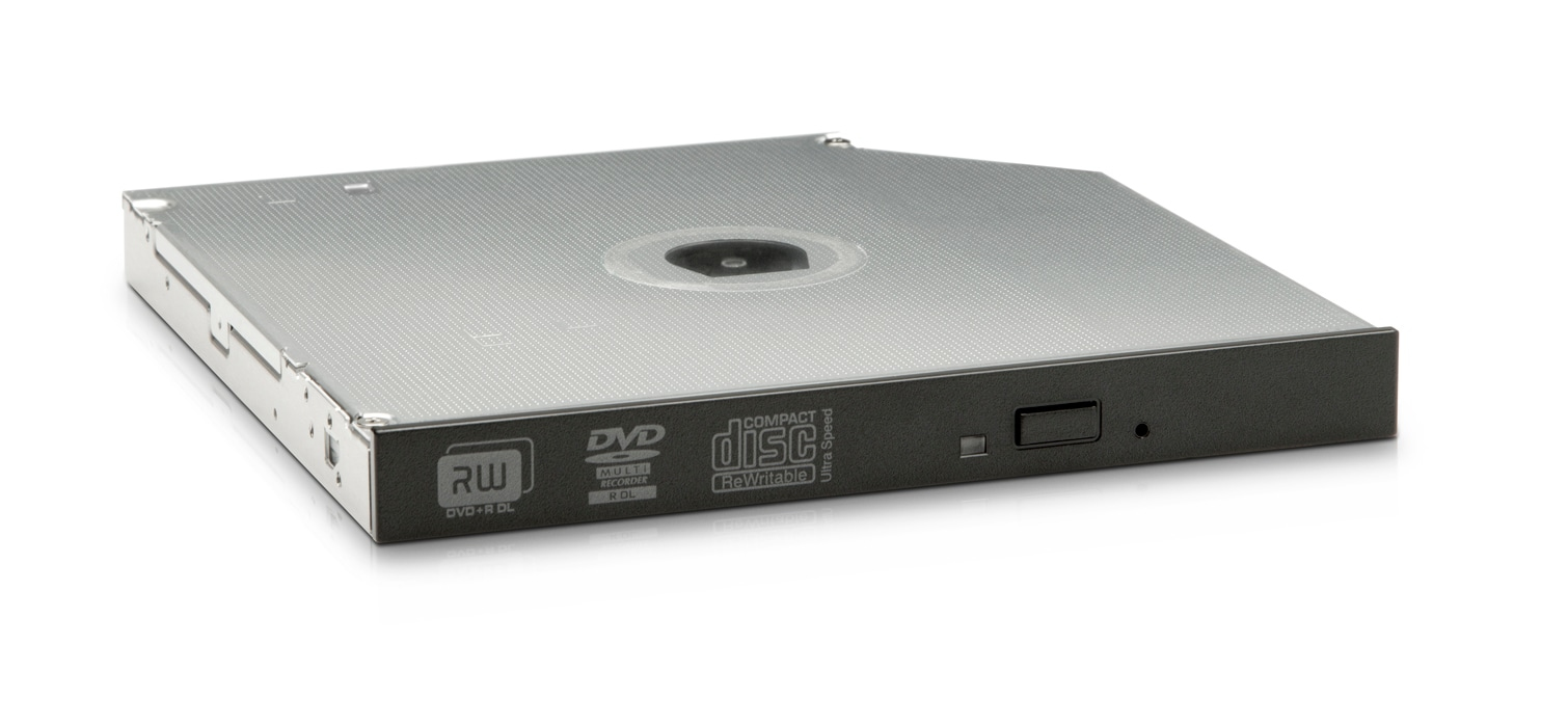 HP 9.5mm Slim SuperMulti DVD Writer Drive