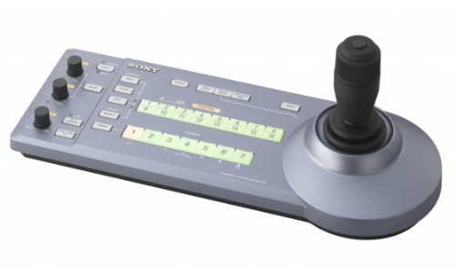 Sony RM-IP10 remote control Digital camera Press buttons