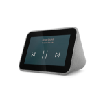 Lenovo Smart Clock with Google Assitant Grey
