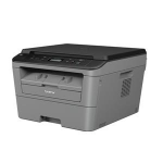 Brother DCP-L2500D 2400 x 600DPI Laser A4 26ppm Black,Grey multifunctional