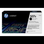 HP 507X Origineel Zwart 1 stuk(s)