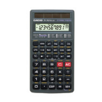 Casio FX-260Solar Pocket Basic calculator Black