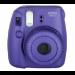 Fujifilm instax mini 8 62 x 46mm Purple instant print camera