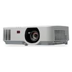 NEC NP-P474W data projector 4700 ANSI lumens LCD WXGA (1280x800) Desktop projector White