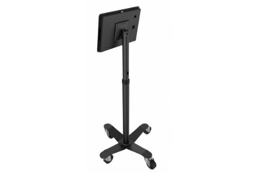 Compulocks MCRSTDBUCLGVWMB multimedia cart/stand Multimedia stand Black Tablet