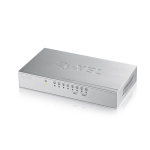 Zyxel GS-108B v3 Unmanaged Gigabit Ethernet (10/100/1000) Silver