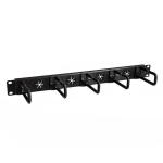 StarTech.com 1U server rack kabelmanagement paneel