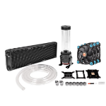 Thermaltake Pacific Gaming R360 computer liquid cooling Processor