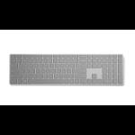 Microsoft 3YJ-00006 Bluetooth Belgisch Grijs toetsenbord voor mobiel apparaat