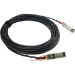 Intel XDACBL1M cable de red 1 m Negro