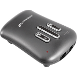 Plantronics VistaPlus DM15 audio amplifier Black