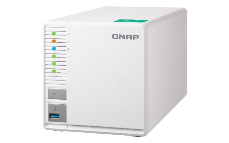 QNAP TS-328 storage server Ethernet LAN Desktop White NAS