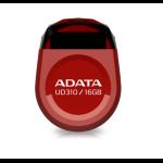 ADATA 16GB UD310 16GB USB 2.0 Type-A Red USB flash drive