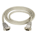 "Black Box EMI/RFI, 30.4m serial cable Grey 1196.9"" (30.4 m)"