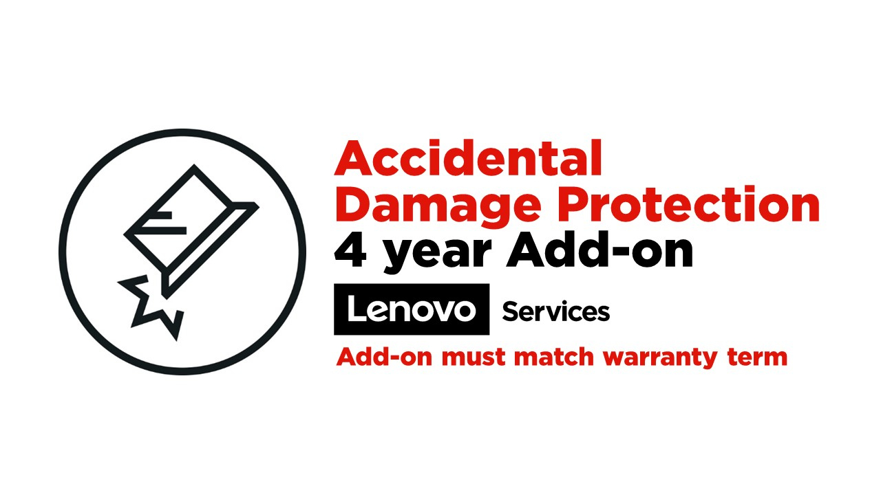 Lenovo 4Y Accidental Damage Protection