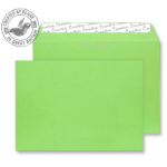 Blake Creative Colour Lime Green Peel and Seal Wallet C5 162x229mm 120gsm (Pack 500)