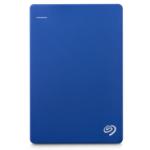 Seagate Backup Plus Slim, 1TB 1000GB Blue external hard drive