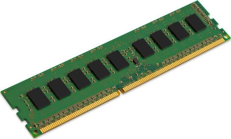 Kingston Technology ValueRAM 4GB DDR3 1600MHz Module 4GB DDR3 1600MHz ECC memory module