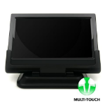 """Mimo Monitors UM-1010A touch screen monitor 10.1"""" 1024 x 600 pixels Multi-touch Black"""