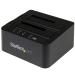 "StarTech.com Base de Conexión Autónoma USB 3.1 (10Gbps) para SSD/DD SATA de 2,5"" y 3,5"" - Dock con Función de Copiado Rápido"