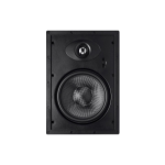 Monoprice Wall Speakers 8 Inch 2-Way (Pair) 13682 loudspeaker 160 W Black