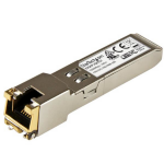 StarTech.com Gigabit RJ45 Copper SFP Transceiver Module - Juniper EX-SFP-1GE-T Compatible - 100m