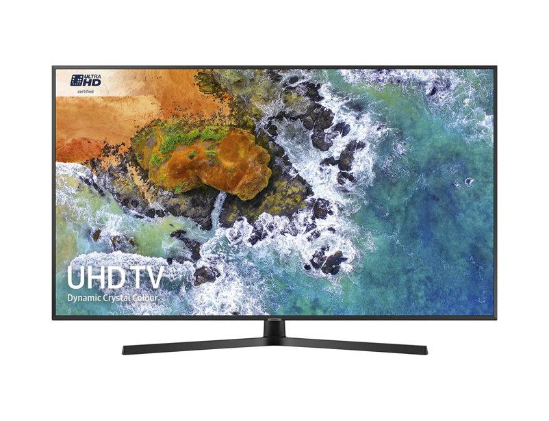"Samsung UE43NU7400U 43"" 4K Ultra HD Smart TV Wi-Fi Black LED TV"