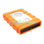 Fantec 3.5'' HDD Protective Case Silicone Orange