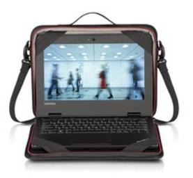 "Lenovo 4X40L56488 notebook case 29.5 cm (11.6"") Briefcase Black"