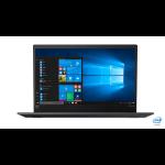 Lenovo ThinkPad X1 Extreme Schwarz Notebook 39,6 cm (15.6 Zoll) 3840 x 2160 Pixel Touchscreen Intel® Core™ i7 der achten Generation i7-8750H 16 GB DDR4-SDRAM 512 GB SSD