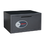 Phoenix Safe Co. VELA DEPOSIT Graphite, Metallic 34 L Steel