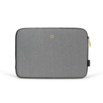 "Dicota D31743 notebook case 35.8 cm (14.1"") Sleeve case Grey, Yellow"