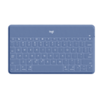Logitech Keys-To-Go mobile device keyboard QWERTY Blue Bluetooth