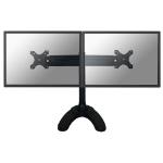 Newstar FPMA-D700DD Flat panel Tischhalter 76,2 cm (30 Zoll) Schwarz