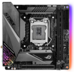 ASUS ROG STRIX Z390-I GAMING placa base LGA 1151 (Zócalo H4) Mini ITX Intel Z390