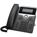 Cisco 7841 4lines LCD Wired handset Black, Silver